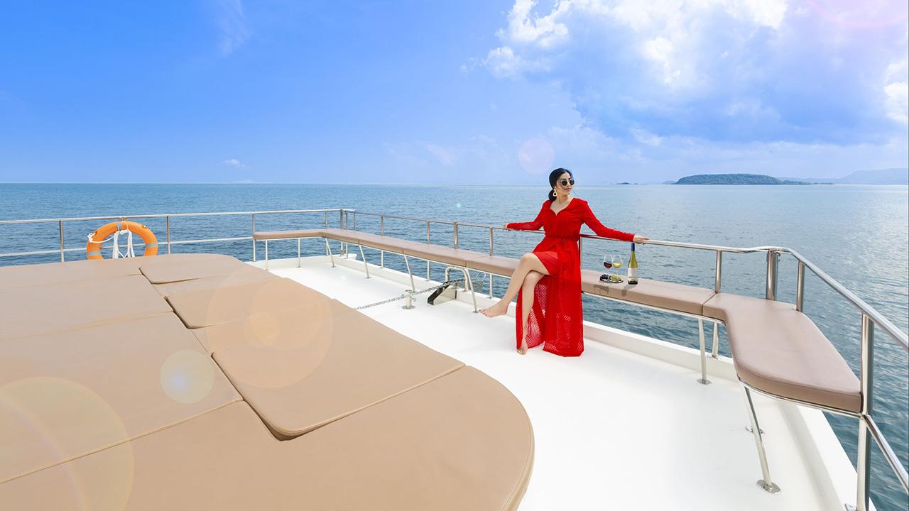 Phuket Happy Yacht Charter Fortuna