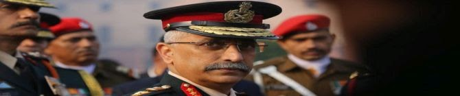 India-Pakistan Ceasefire Contributed To Peace; First Step Towards Normalisation of Ties: Naravane