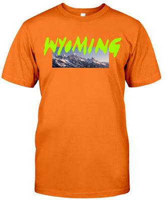 Kanye West Wyoming Hoodie T Shirt Sweater