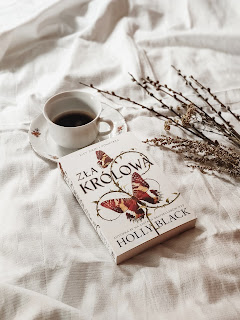 Elfy ziemi i powietrza. Zła królowa - Holly Black, Wydawnictwo Jaguar