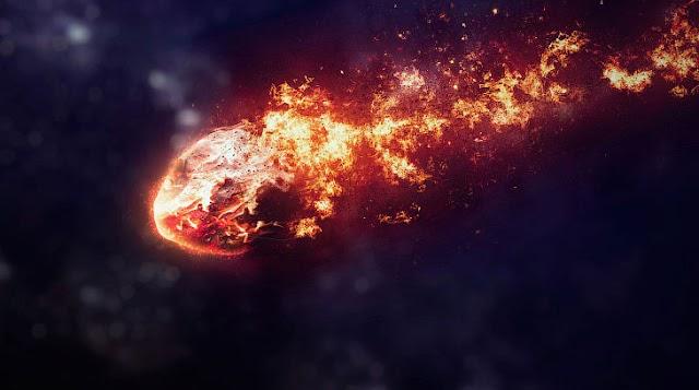 Самые известные метеориты, упавшие на Землю