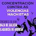 📣 Concentración de repulsa polo asesinato de tres mulleres en Valga | 18sep