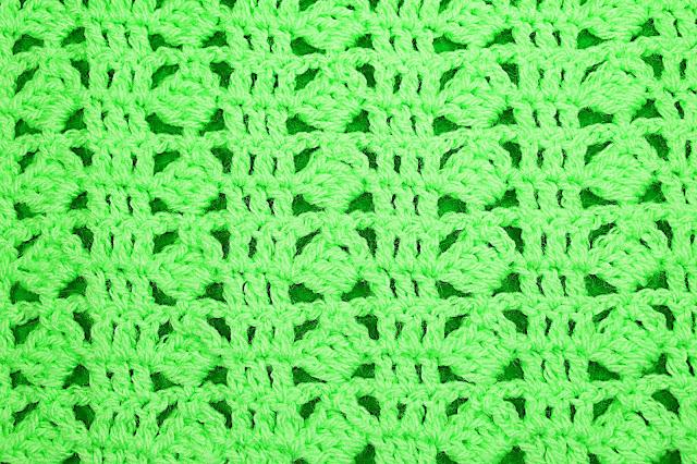 6 - Crochet Imagen Puntada a crochet para jarseis y chaquetas por Majovel Crochet