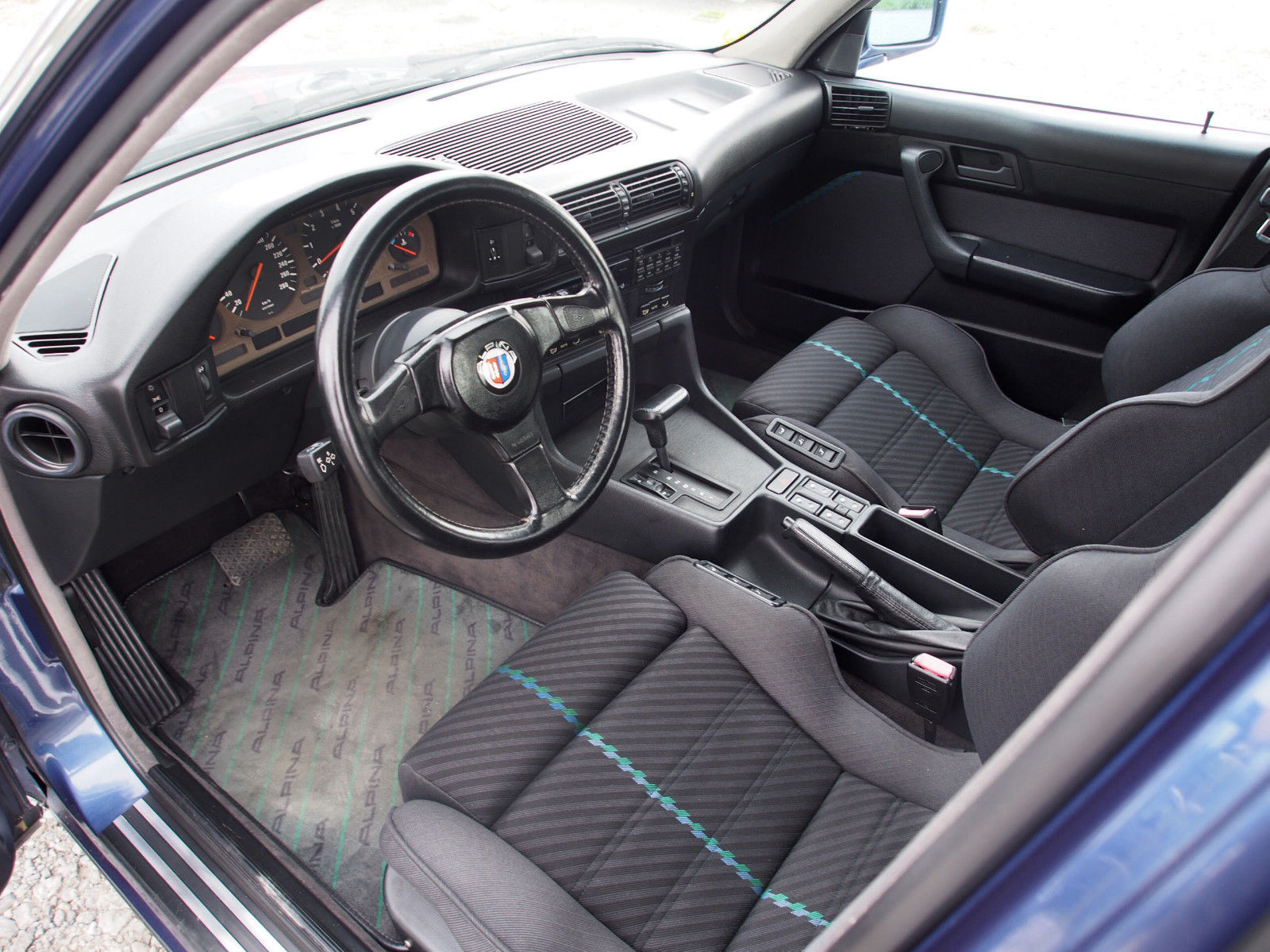 What To Do With Used Car Seats >> Is 1991 BMW Alpina B10 3.5/1 from Canada Worth $28k ...