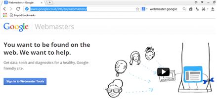 Cara sitemap url blog agar terindeks mesin pencarian