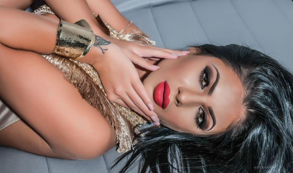 AlettaJaydenn Model GlamourCams