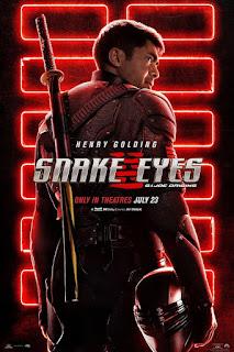 Snake Eyes: G.I. Joe Origins[2021][NTSC/DVDR-Custom HD]Ingles, Español Latino