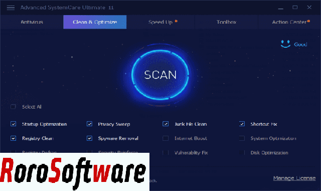تنزيل يرنامج IOBIT Advanced SystemCare Pro مفعل مدي الحياة