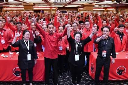 Survey SMRC: PDIP Partai yang Paling Didukung Rakyat