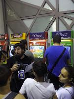 Torneo Mario Kart en Gamepolis 2016