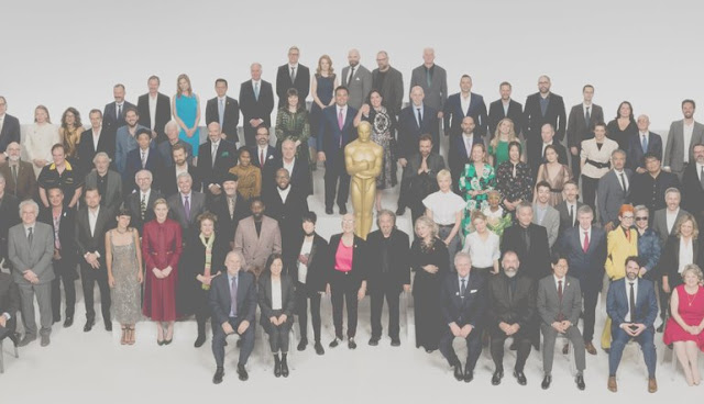 Oscars 2020: Nominees Luncheon - See the Class Photo