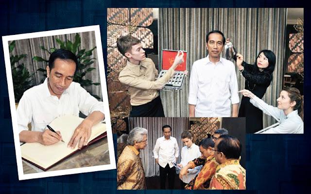 Jokowi di Hong Kong suarabmi pahlawan devisa