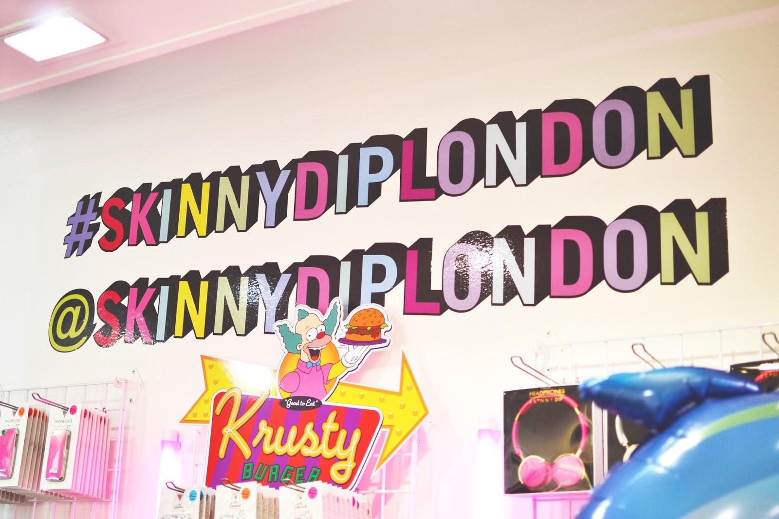 SKINNYDIP LONDON carnaby street