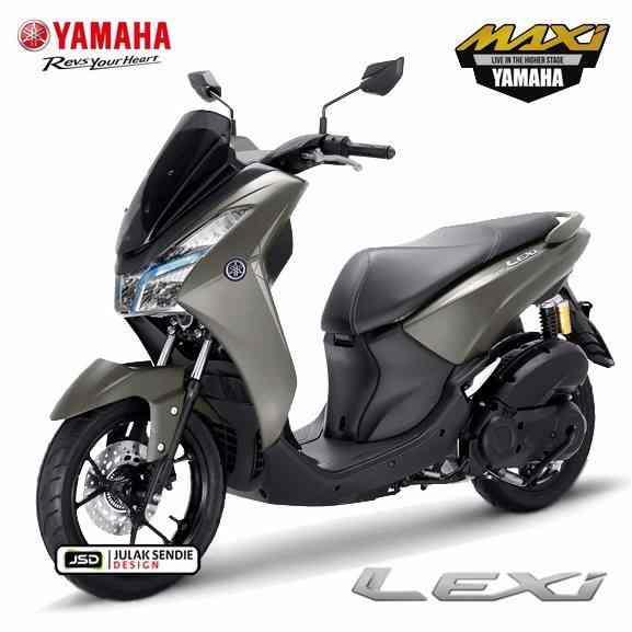 Yamaha matic terbaru, skuter terbaik yamha