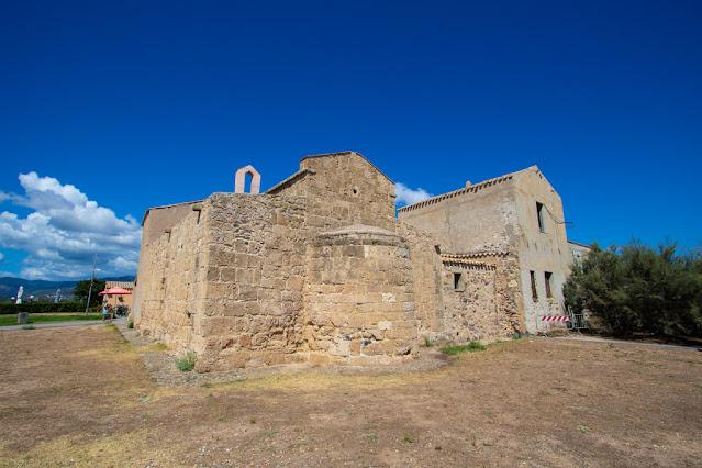 Chiesa di Sant'Efisio-Nora