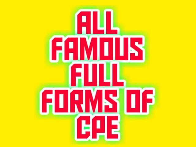 CPE full form | In Hours, Networking And Telecom | - Dealerrocks.com