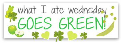 WIAW+GOES+GREEN - What I Ate Wednesday #47: Big Changes