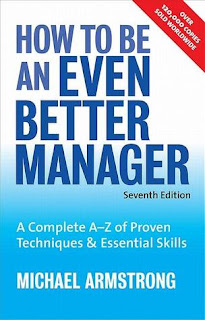 How to be a better manager : Michael Armstrong Download Free Business Book