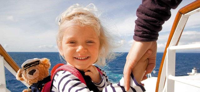 Kreuzfahrten für Opa, Oma und Enkel (C) HL Cruises