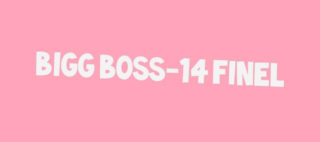 Bigg Boss-14 finel