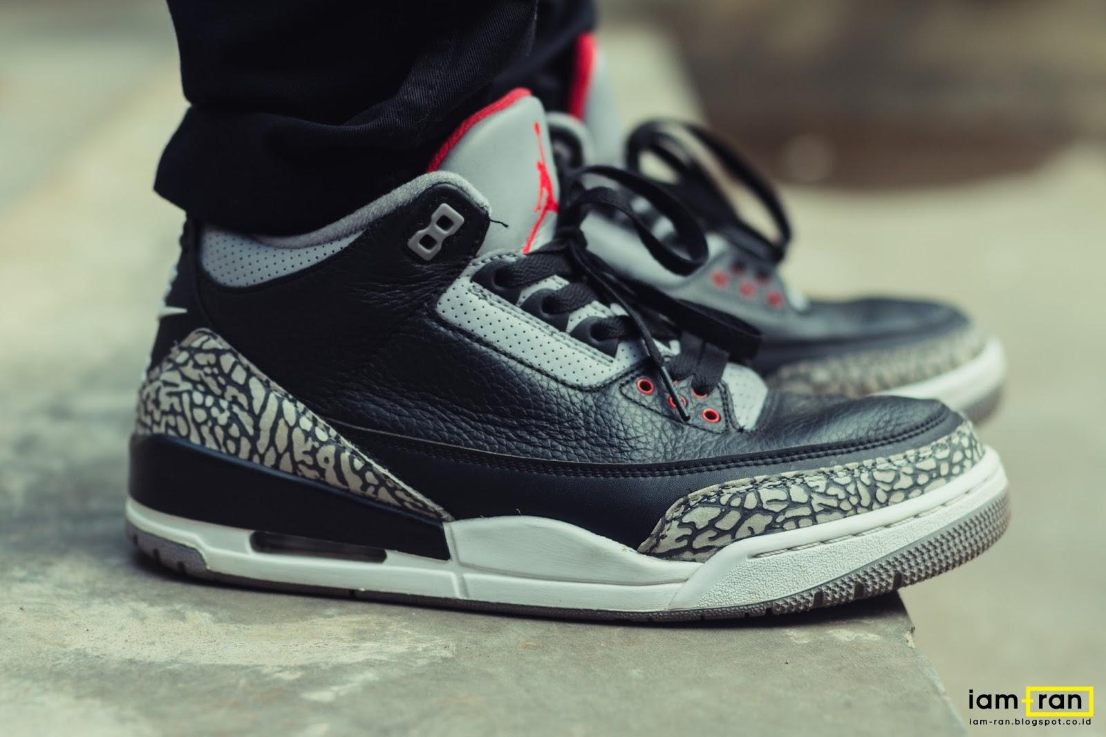 1671aaf7587d4d IAM-RAN  ON FEET   Rhyme on - Nike Air Jordan 3