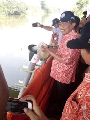 Restoran di Kota Mojokerto Diwajibkan Sajikan Olahan Ikan Rengkik, Ini Alasan Walikota
