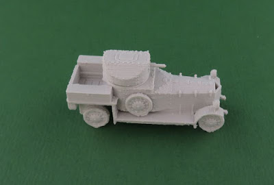 Rolls Royce Armoured Car picture 3