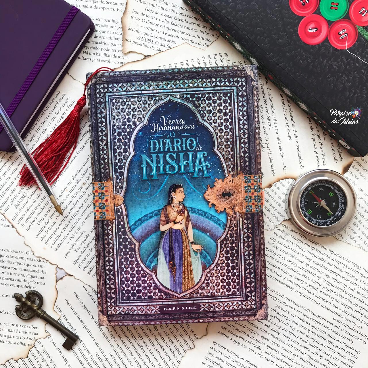 Diário de Nisha || Veera Hiranandani