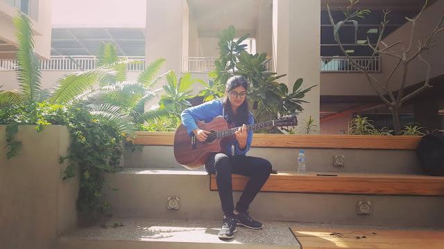 Mairah Khan is a Pakistani guitarist and musician.