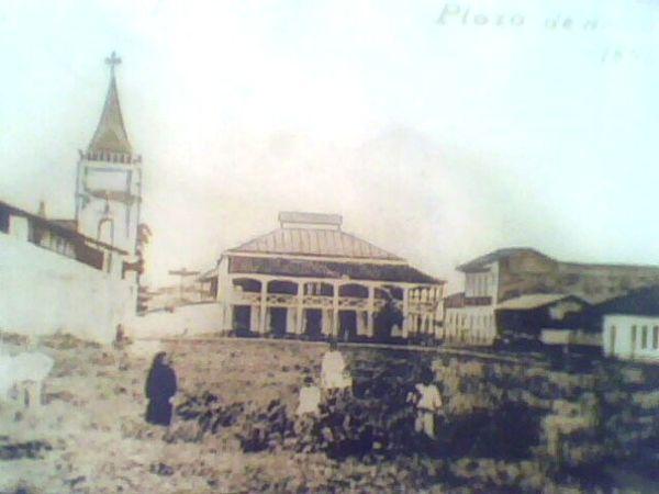 La Casa de Fierro de Iquitos en 1890