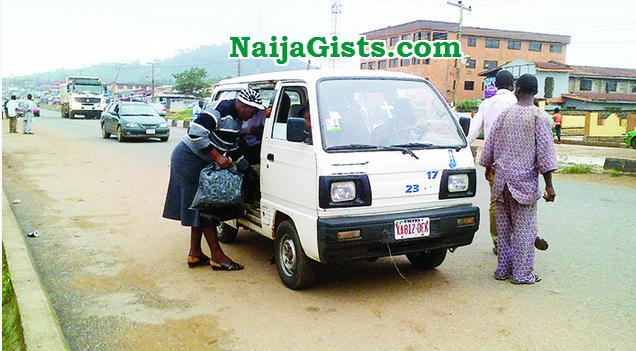 bus drivers kidnappers ekiti