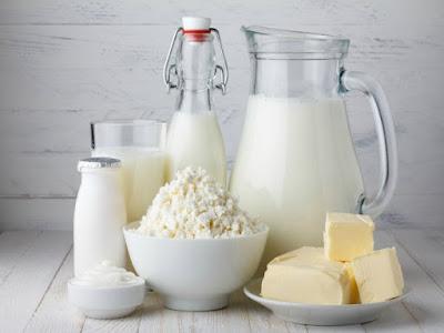 Alimentos derivados leche