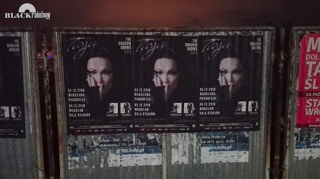 Zgodny mariaż opery, rocka i metalu :) Tarja Turunen we Wrocławiu (6 grudnia 2016 r.)