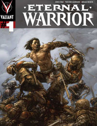 Eternal Warrior (2013) Comic