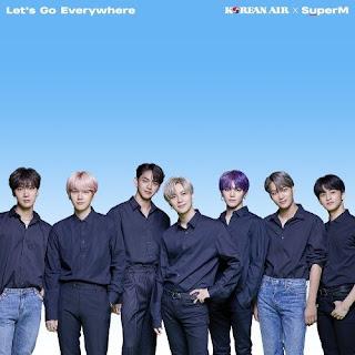 [Single] SuperM - Let's Go Everywhere - Korean Air X SuperM Mp3 full album zip rar 320kbps