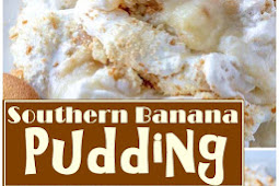 Southern Banana Pudding