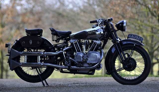Brough Superior SS100 HD Images