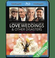 AMOR BODAS Y OTROS DESASTRES (2020) FULL 1080P HD MKV ESPAÑOL LATINO