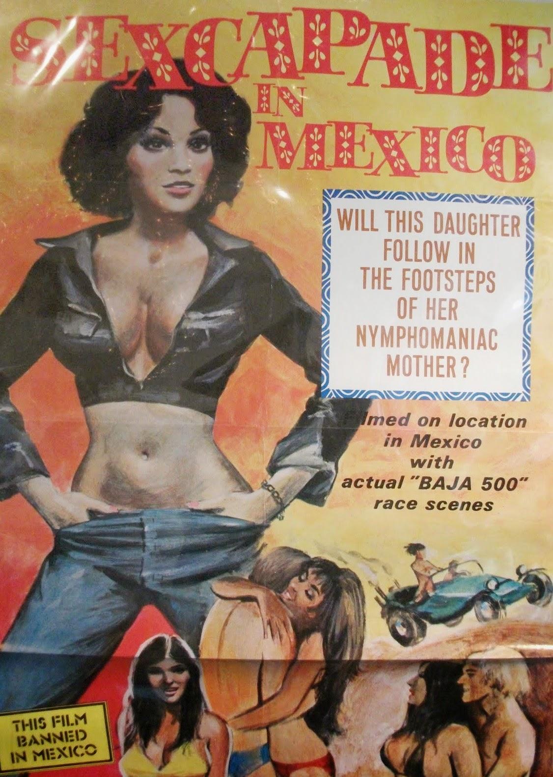 Sexcapade in mexico 1970 - 3 2