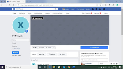 How to create a Facebook page for Business in 2020