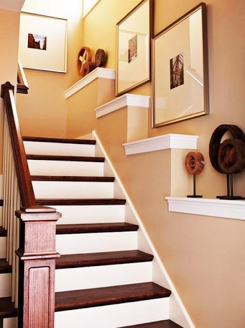Dekorasi Area Tangga Rumah