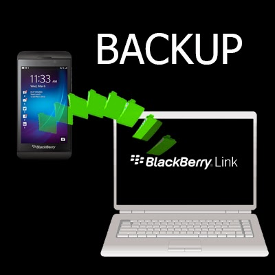Cara Backup Data Penting Blackberry ke Komputer