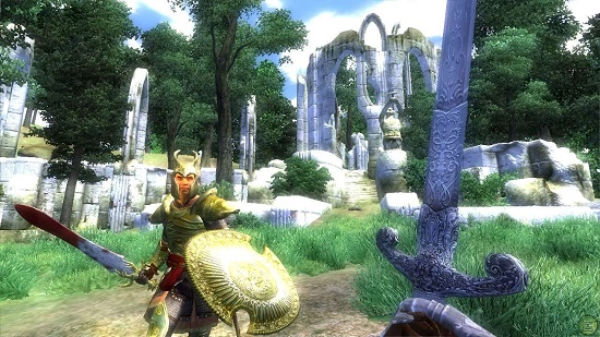 The Elder Scrolls IV: Oblivion Deluxe Edition PC Game