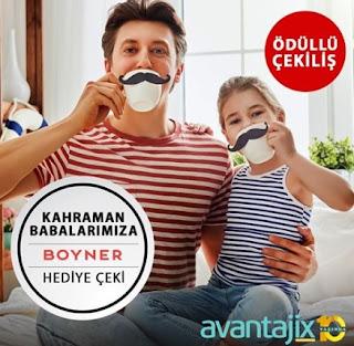 Avantajix Babalar Günü Kampanyası