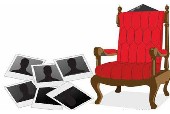 Rebutan kursi menteri