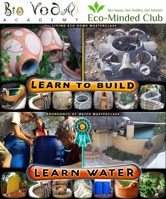 Eco Building Master Class