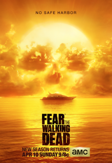 Fear The Walking Dead Temporada 2 Poster