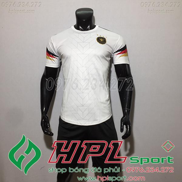 Áo training đội tuyển Đức màu trắng 2020