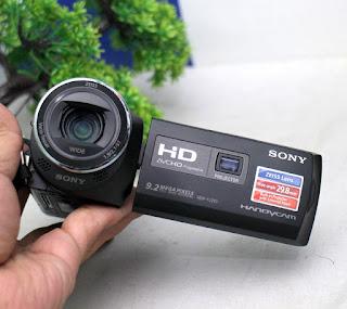 handycam bekas sony pj240e