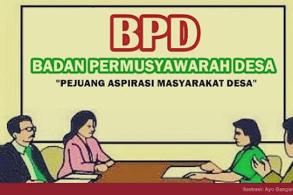 Tugas dan Wewenang BPD dalam Pelaksanaan Pilkades